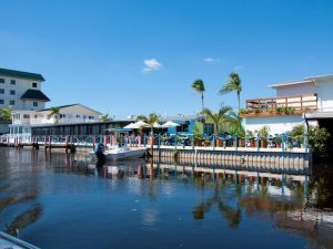 bonita springs seafood restaurant casual waterfront dining with