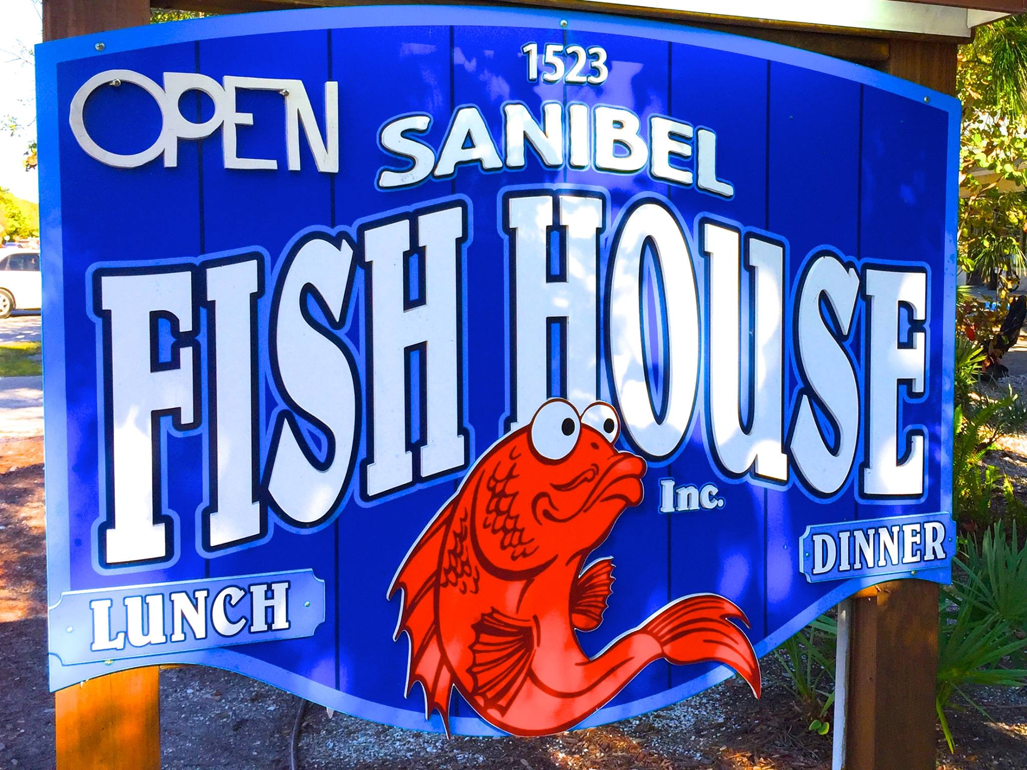 Sanibel Fishhouse