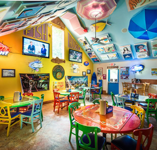 Fresh Seafood Restaurants Casual Beach Style Dining The